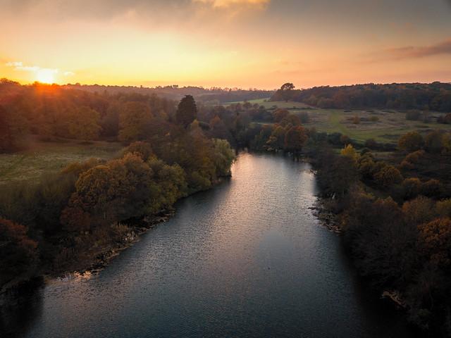 Trent Park Autumn-8