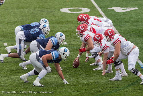 Cornell vs Columbia football