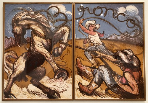 Bronco by Luis Jimenez | by gmeador