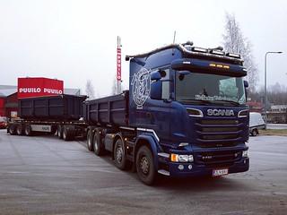 Kuljetus Taiminen Oy | by puolatie95