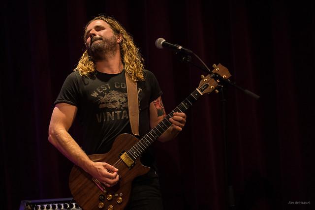 Passionate guitarist.