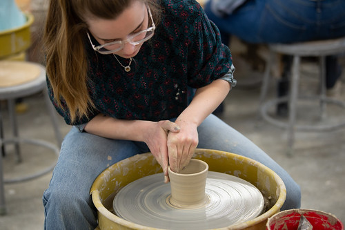 Ceramics Class March 13 2019 | by uwoshkosh