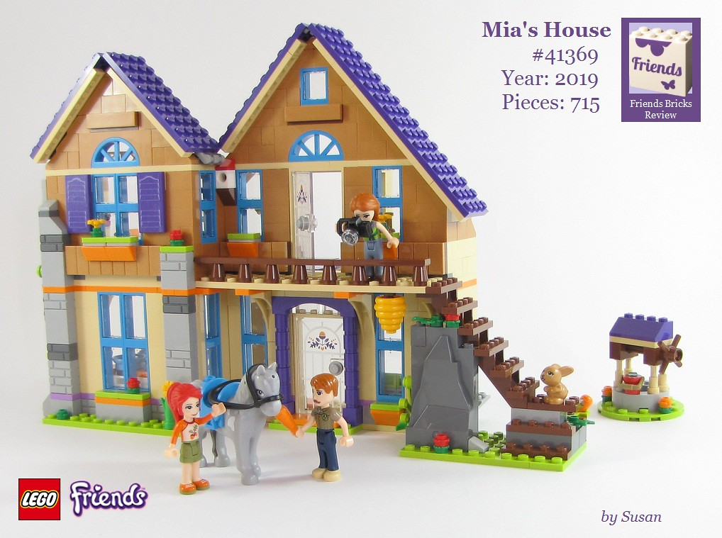 1 Mia S House 41369 Review Read It On Heartlake Times Hear Flickr