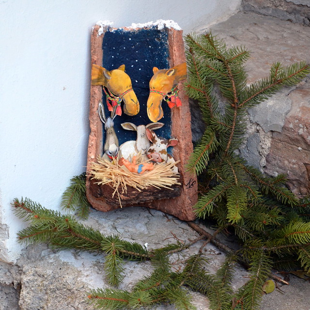 Nativity In A Tile [Poffabro - 6 January 2019]