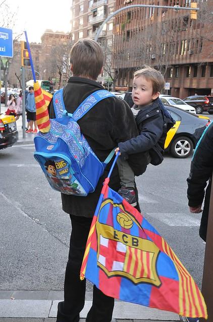 Fan of Barca
