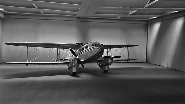 De Havilland DH89 Dragon Rapide