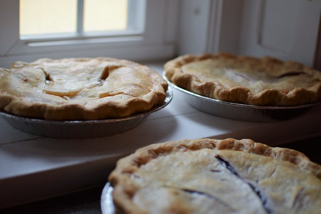 Pies for Church