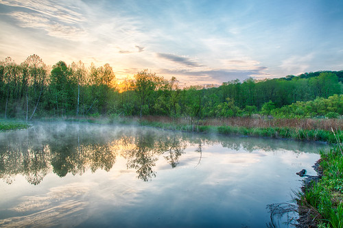 beavermarsh cuyahogavalleynationalpark parks sunrise peninsula ohio usa
