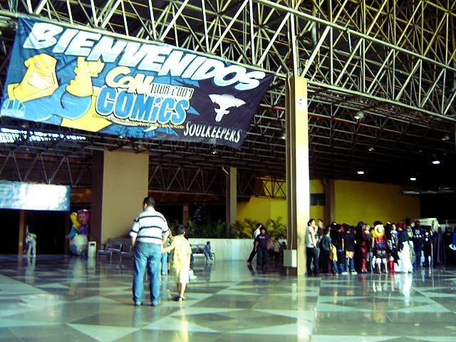 concomics guadalajara 2009