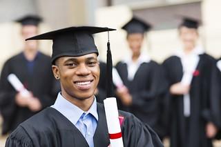 african male university graduate | by lamoussa.diabate1