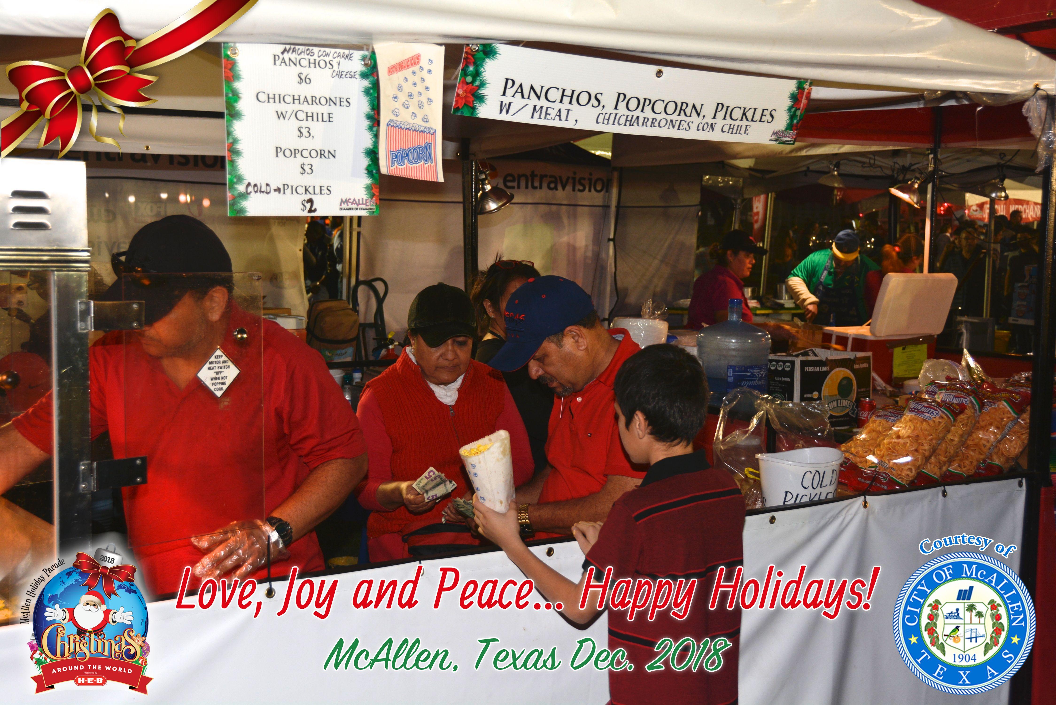 McAllen Holiday Parade 2018 — Part 6