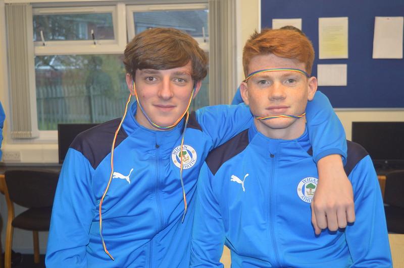 Ollie Broe & Luke Robinson