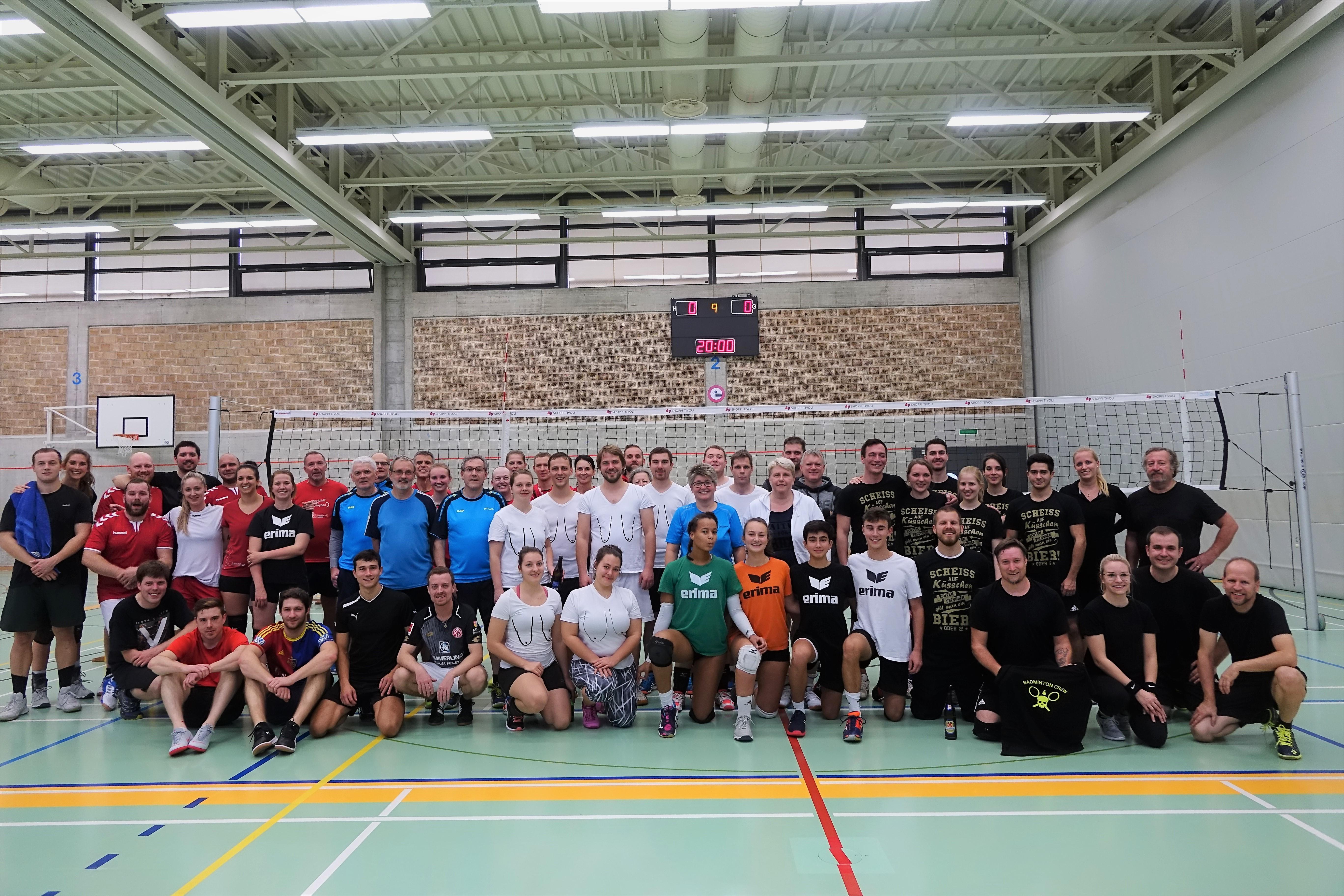 Volley Grümpeli 2018