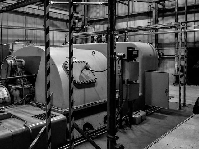 Aurora Energy Power Plant BW Share-4