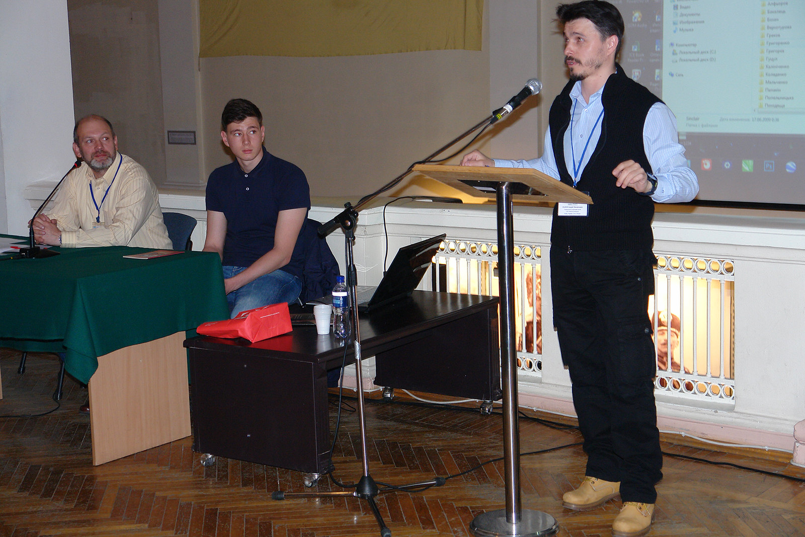"Andriy Paniv: ""Exhibiting of Historical Weapon in the Lviv HistoricalMuseum: Problems and Solutions""."
