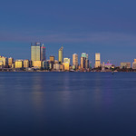 Perth and the Swan River