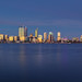 Image: Perth and the Swan River