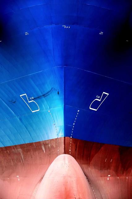 Sagittarius, Containerschiff