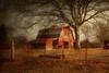 Red barn by gary_photog