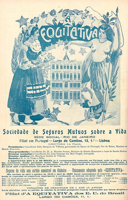 Publicidade antiga | old advertisement | Portugal 1900s