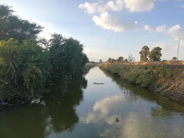 water channel