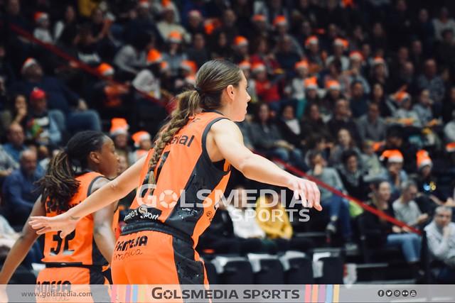 Valencia Basket - CD Zamarat (paloma navarro)