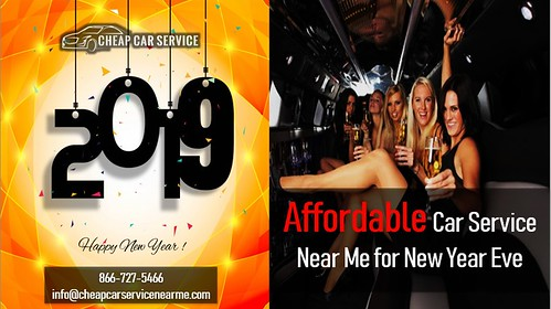 Affordable Car Service Near Me for New Year Eve | In ...