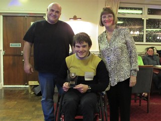 Nathan Blackie – Para Outstanding Performance.
