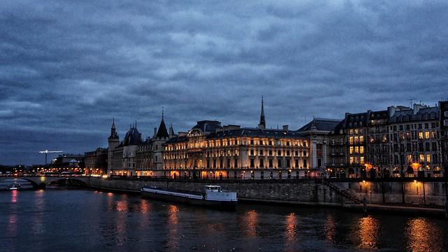 Île de la Cité – Palais de Justice