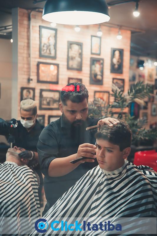 Inauguração WS Barbearia