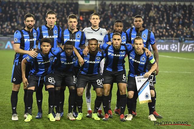 Club Brugge - Atlético Madrid 11-12-2018