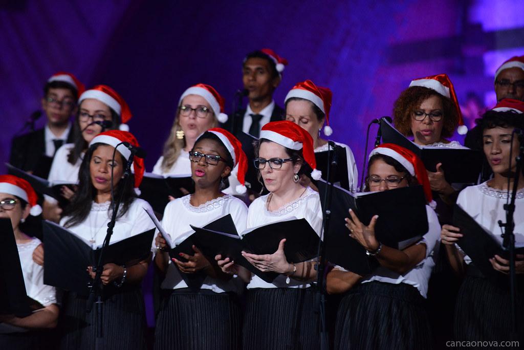Resultado de imagem para cantata de natal canção nova