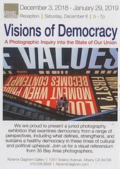 """Visions of Democracy"" Exhibit"