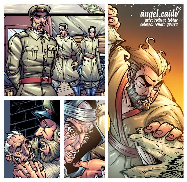 ángel caído 03
