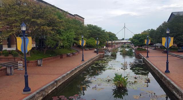 Carroll Creek Linear Park - Frederick, MD
