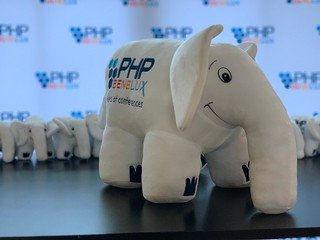 Luxy, the PHPBenelux elephpant