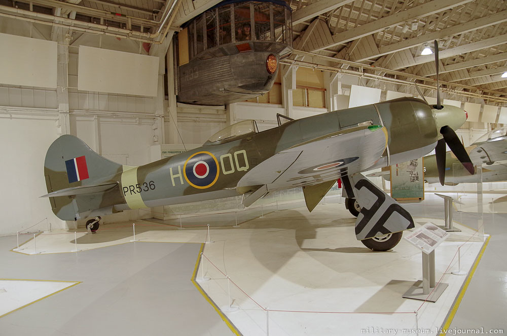 Royal Air Force Museum London-296