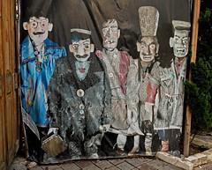 Old Tbilisi Street Art