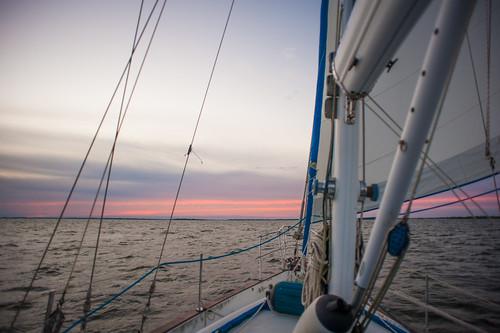 boat charlotteharbor endeavor endeavor43ketch florida jib nikon nikon20mm28 nikond700 puntagorda sail sailboat sailing ship vessel