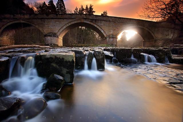 Cupola Bridge, Northumberland