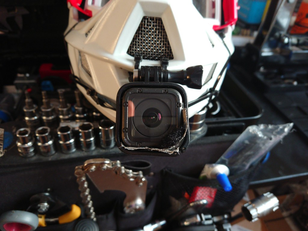 wool mic cover GoPRo 4 Session_20181224_122111
