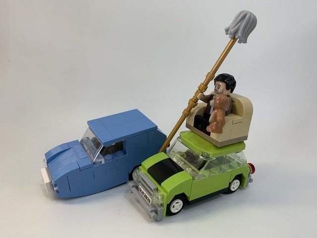 LEGO - Mr. Bean Cars