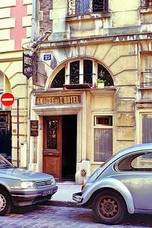 Paris Hôtel Henri IV