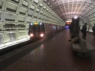 Metro | by Mari InShaw