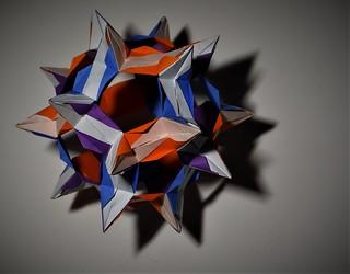Origami Watchtower Modular