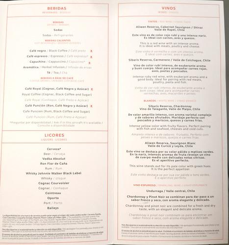 Beverage menu | by A. Wee