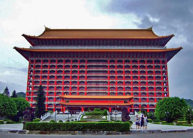 Taipei Grand Hotel. Taipei, Taiwan