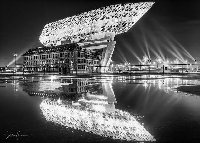 Antwerp 'Havenhuis'