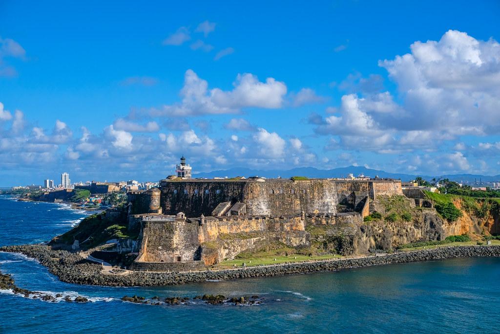Resultado de imagen de san juan de puerto rico castillo