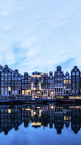 Blue Hour Amsterdam | by Seb_f_s